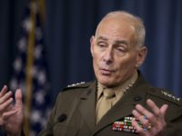 A Cabinet Of Generals: Trump Appoints John Kelly To Lead Department Of Homeland Security