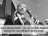 Martin Luther King, We Need Your Voice Today!