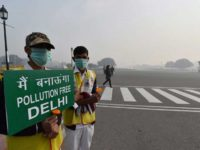 Delhi-NCR region remains to be the most polluted region in the World