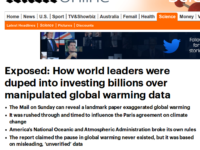 """Checkmated OnThe """"Climate Pause"""": The Mistakes Scientists Make"""