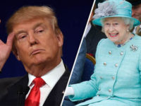 Fussing About The State Visit: Queen Elizabeth II And Trump Traumatic Disorder