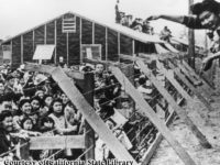 Japanese American Internment Remembered,As Trump Rounds Up Immigrants