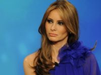 Melania Trump And The Downer We're On