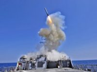 US Launches Cruise Missile Attack Against Syrian Government