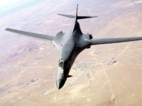 US Sends B-1 Strategic Bombers Over South Korea