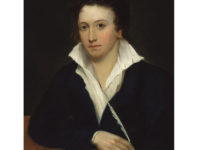 Percy Bysshe Shelley: We Need Your Voice Today!