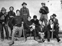 """Italian Blackshirts in the early 1920s. There is a Fascist song from those times that says (translated), """"Fascists and Communists were playing cards. The Fascists won with the ace of clubs.""""  But the clubs used by the Fascists were only a marginal elements in a struggle that had as a fundamental factor the supply of energy to the Italian economy."""