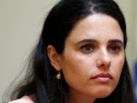 Israel's Justice Minister Shaked Speaks The Truth