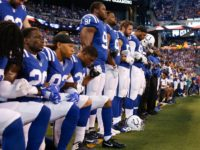 In Defiance Of Trump Threats, US Athletes Protest Police Repression
