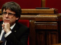 Catalan Premier Appeals To EU As Opposition Mounts To Madrid's Crackdown