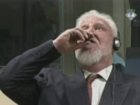 Theatre, Death And The ICTY: The Suicide of Slobodan Praljak