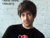 """Aaron Swartz: A Man Who """"Rocked The Boat"""""""
