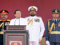 In another anti-democratic act, Sri Lankan president dissolves parliament