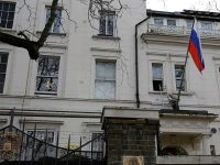 Russian Diplomats Expelled Over Allegations Of Poisoning Of Ex-Spy In UK