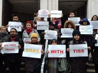 SOAS Stands In Solidarity With TISS Students