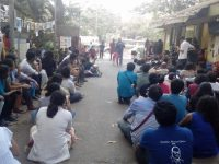 Demands Of Striking Students Of Tata Institute Of Social Sciences