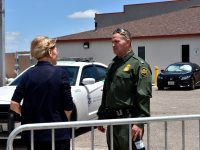Here's what I saw at the border