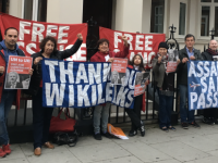 Assange Is A Journalist, Should Not Be Prosecuted For Publishing The Truth