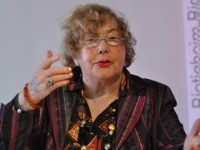 Felicia Langer, a great German-Israeli Human Rights lawyer, passed away