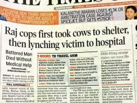 Cows are safe in Modi's India than Muslims