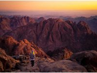 Gebel Mousa - the 'Mountain of Moses' (Muhammed Moussa)