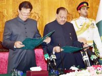 Is Imran Khan a Stooge of Pakistan's Military?