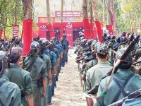 Beating of civilians by Maoists in Phulpad