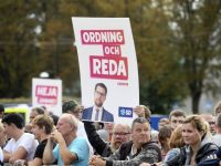 Swedish Election And The Extreme Right Wing