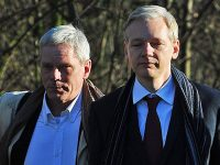Julian Assange appoints Kristinn Hrafnsson as WikiLeaks' editor-in-chief