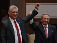 Socialism or death, onward to victory, says Díaz-Canel, president of Cuba