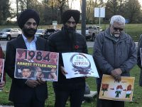 Justice rally for 1984 massacre held in Surrey