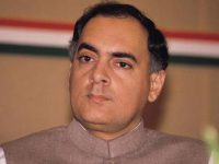Rajiv Gandhi is Guilty