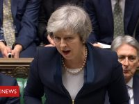 UK parliament votes down Prime Minister May's Brexit deal