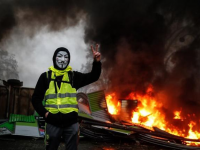 """Why France's Yellow Vest protests have been ignored by """"The Resistance"""" in the U.S."""