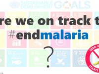 Are we on track to #endmalaria?