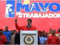 Maduro addresses May Day mobilization: Venezuela Roundup