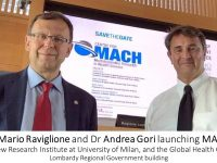 Innovative MACH gives hope for multi-disciplinary global health response