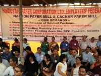 The Ignored Fight of Hindustan Paper Corporation Limited Employees