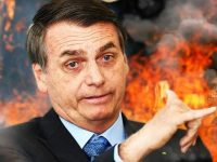 Amazonia in Flames – Brazil's Bolsonaro is a World Criminal – Encouraging Jungle Burning for Private Exploitation of Freed Land