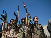 U.S. in talks with Houthi rebels to end bloody Yemen war