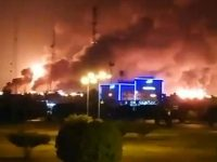 Saudi Oil Attack and Choreographed Protests in Iran-aligned Countries
