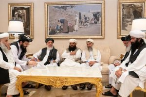 Peace process in Afghanistan: En route to failure?