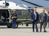 Trump meets with security council on Iran war plans