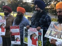 Rally for Kashmir held in Surrey