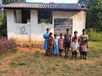 Bundru Upper Primary school in the verge of closure