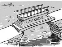 When Water turned red, Gaw Kadal Massacre and Lenin's death