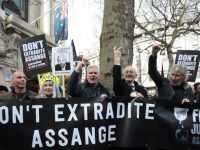 Julian Assange, the Glass Cage and Heaven in a Rage: Day Four of Extradition Hearings