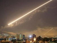 Israel bombs targets in southern Syria amid tensions