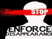 Stop Enforced Disappearances