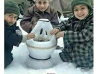 Children Fundraisers Of Kashmir